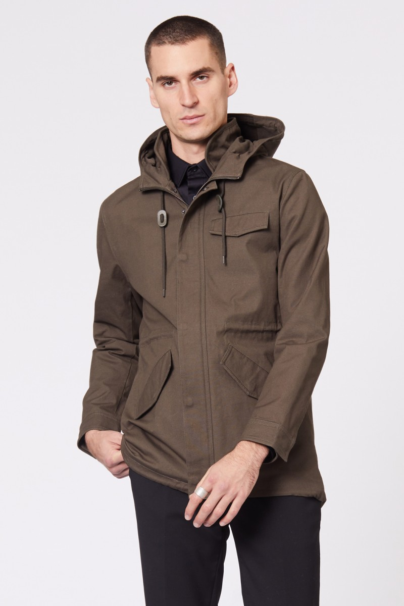 Kingston Fishtail Anorak