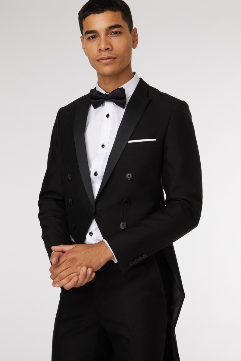 Coattail Evening Jacket