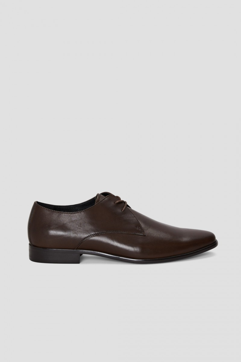 Brown Leicester Oxford