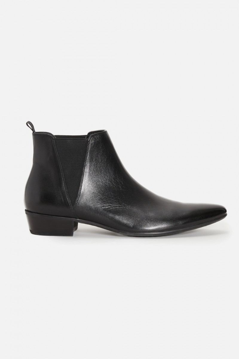 Cuban Ankle Boot