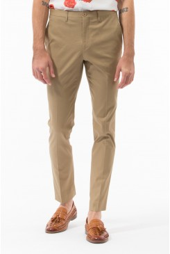 Super Slim Twill Chino