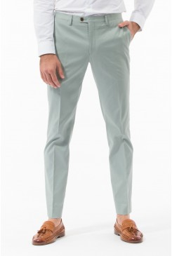 Sage Cotton Twill Pant