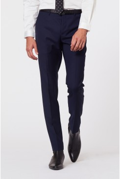 Dark Navy Suit Pant