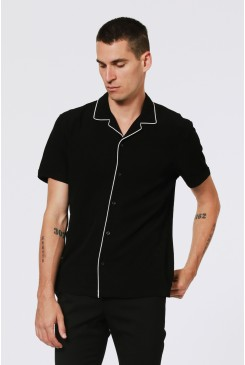 Piped SS Shirt