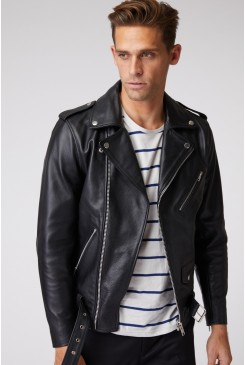 Pistols Leather Jacket