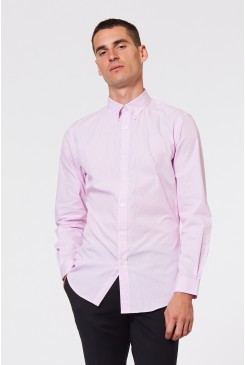 Frankie Button Down LS Shirt