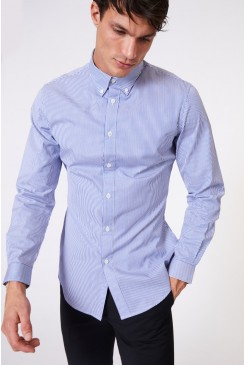 Davis Button Down LS Shirt