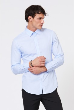 Plymouth Dress LS Shirt
