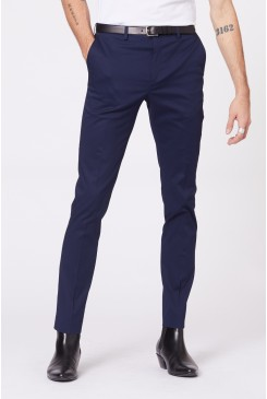 Navy SS Dress Chino