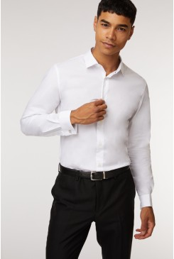 Alda French Cuff LS Shirt