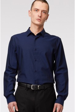 Navy Flint Shirt