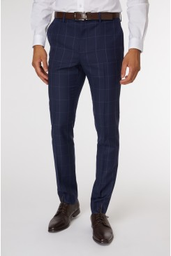 Harrow Check Suit Pant