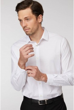Fitted Formal Shirt