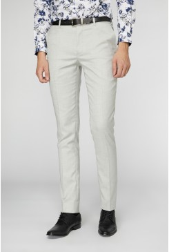 Light Grey Suit Pant