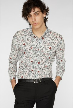 Redford Floral Shirt