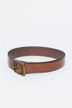 Brown Brixton Belt