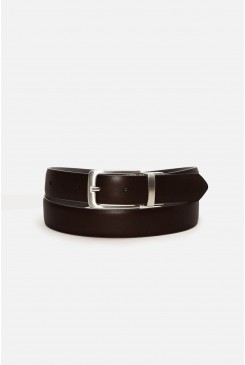 Tan Reversible Belt