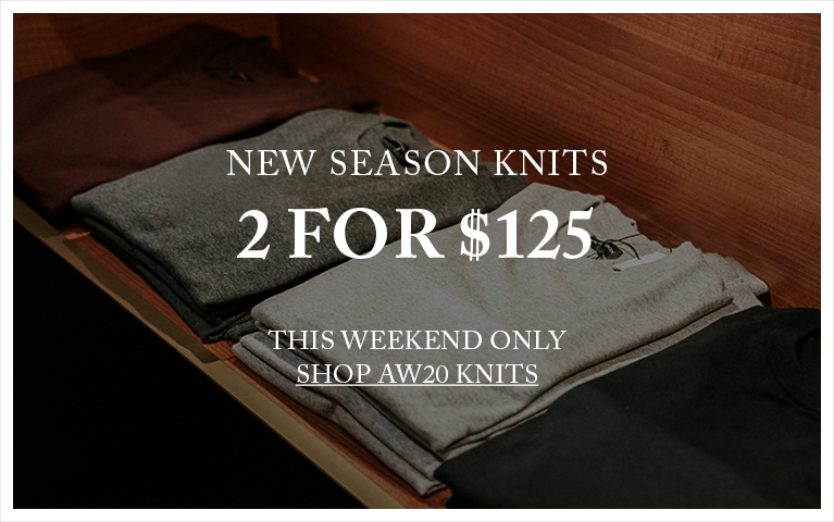 2 Knits for $125