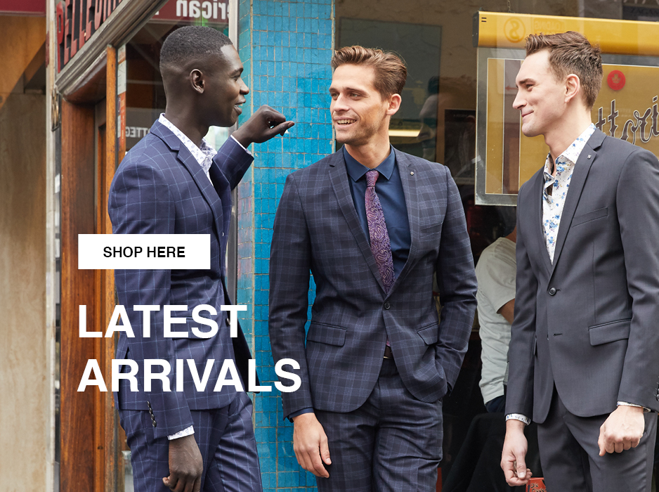Shop Men's Fashion - Clothing, Suits & Accessories | Jack London